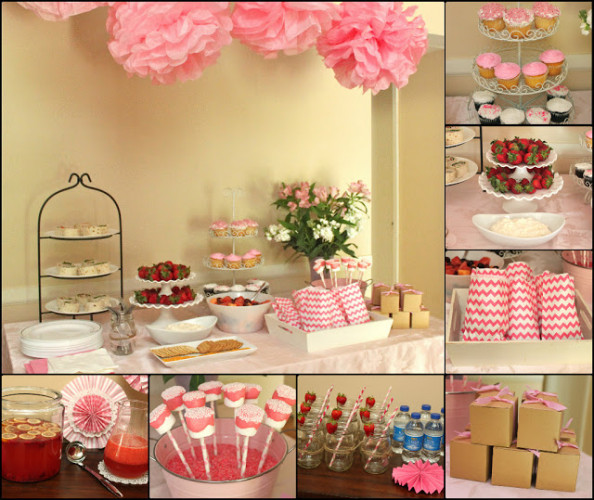 Marissa's How to Throw a Bridal Shower Guide
