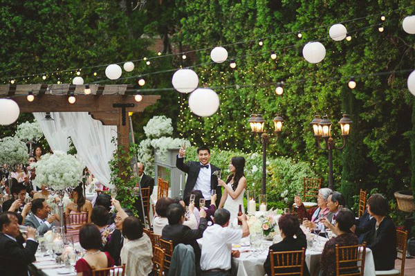 Marissa's Unique Wedding Reception Trends and Ideas